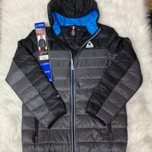 NWT Gerry Boys' Youth 90/10 Down Fill Jacket